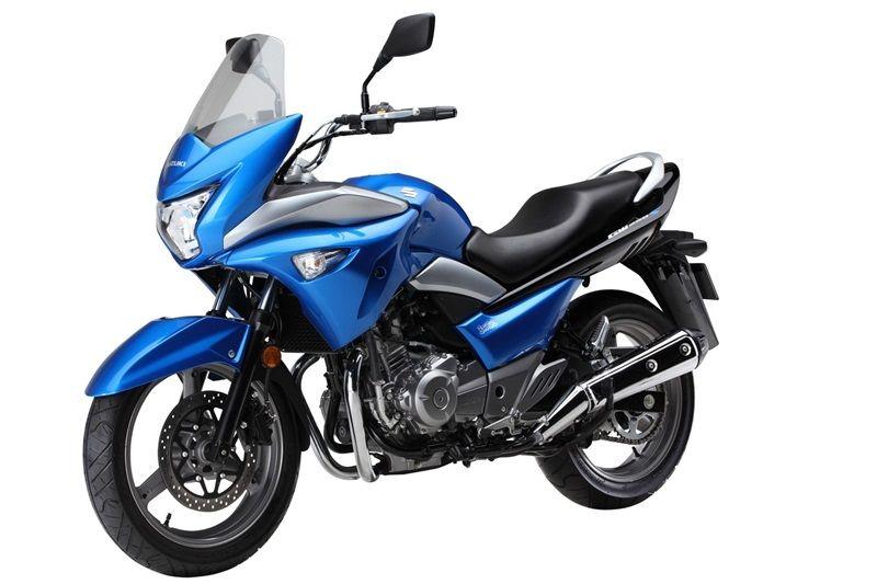 Suzuki Inazuma GW250 picture (800 × 533)