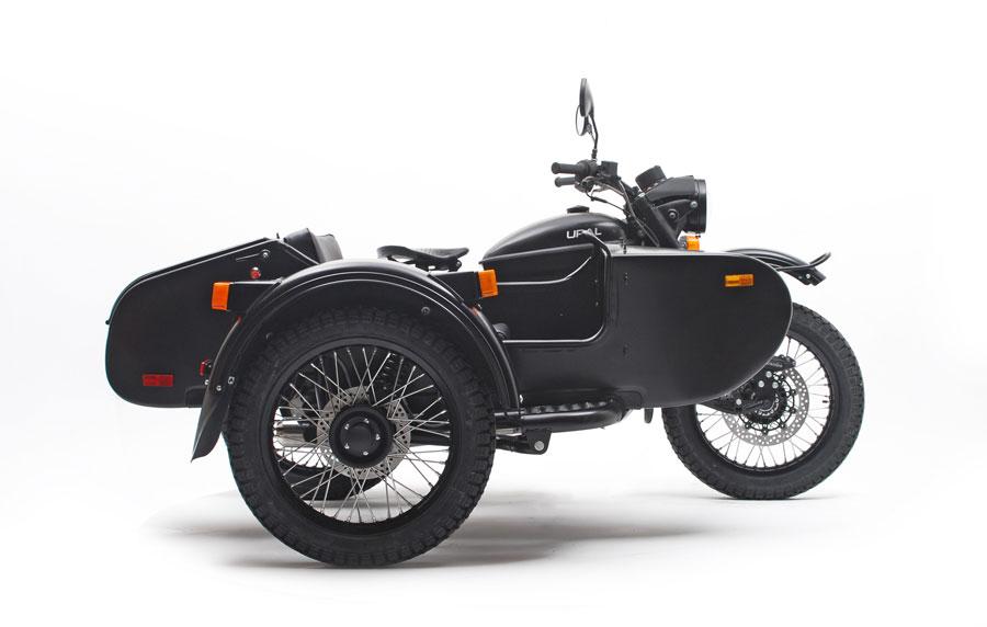 World Class Ural 2014 Gear Up Sidecar Review