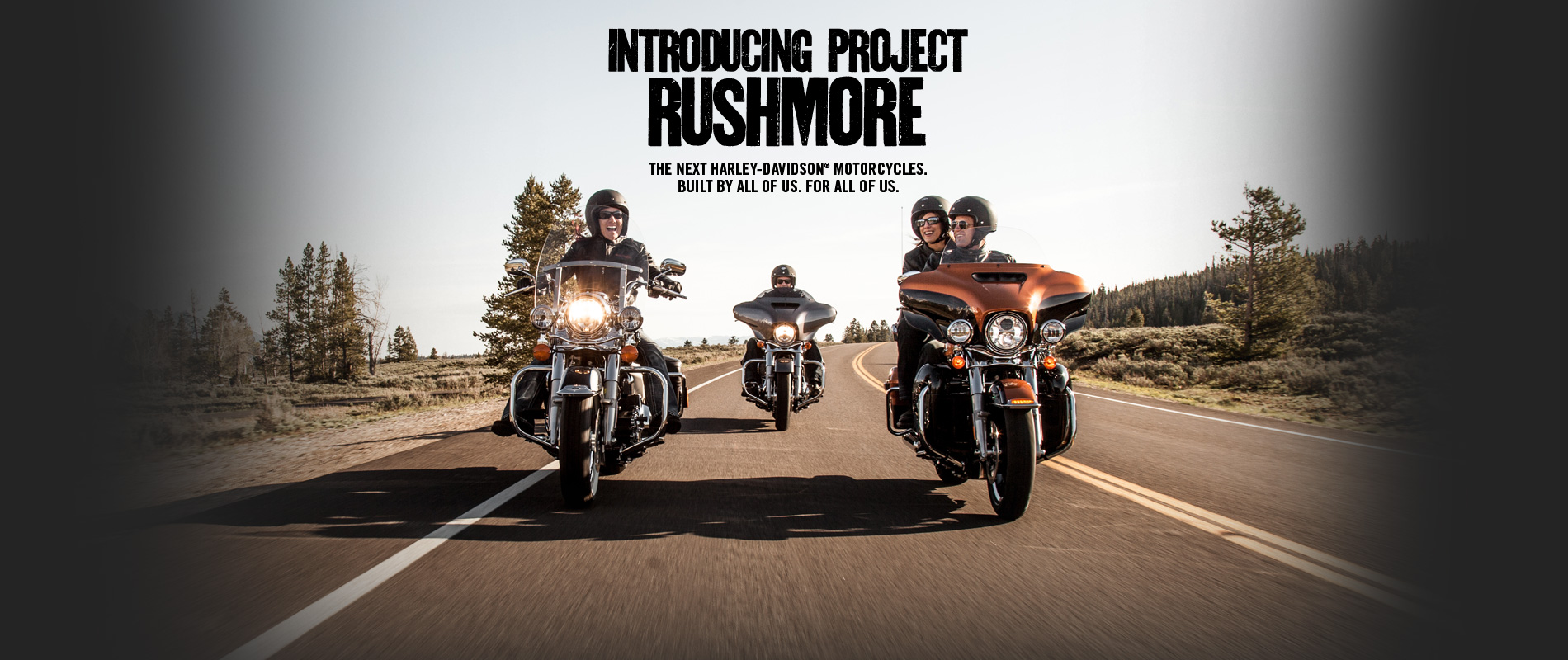 Harley rushmore Projection poster (1900 × 800)