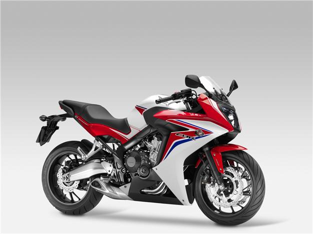 Honda CBR500R and parallel Picture (625 × 468)