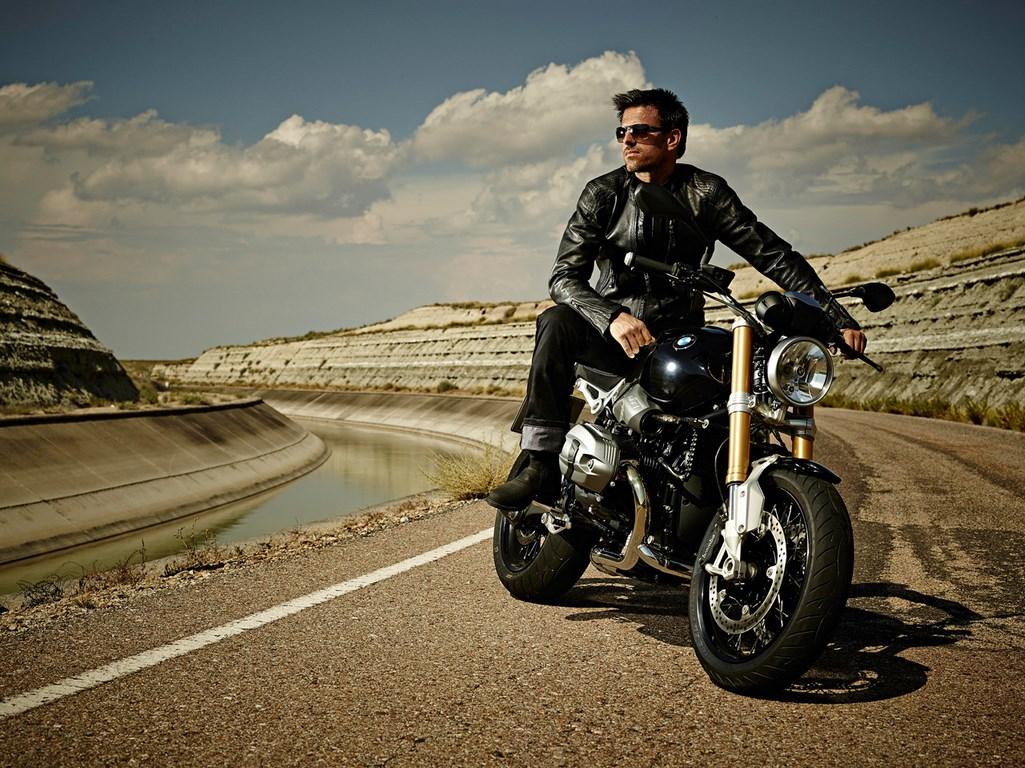 BMW R Nine T 2014 Wallaper (1025 × 768)