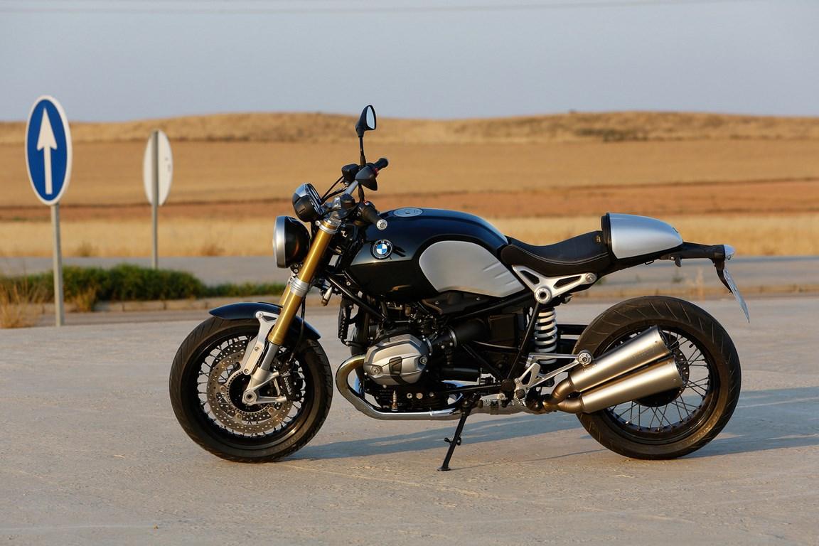 BMW R Nine T 2014 Desert Look Wallaper (1152 × 768)