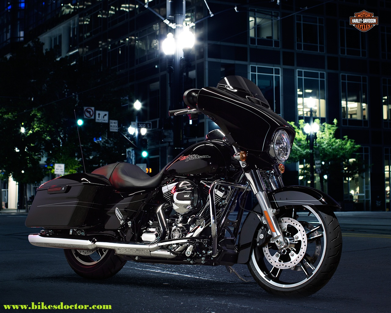 Harley-Devidson500-750 Wallpapers bikesdoctor