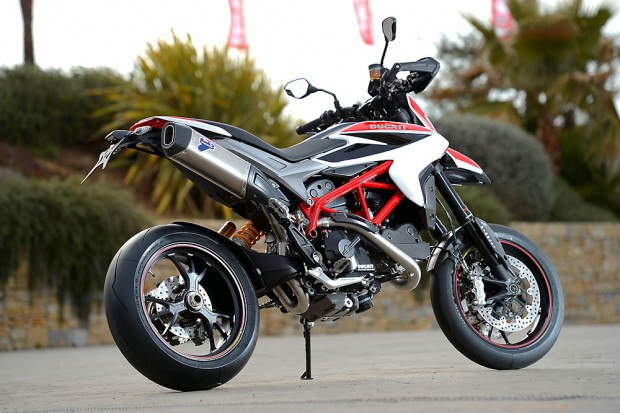 HYPERMOTARD SP Ducati Performance side view Wallpaper (1000 × 667)