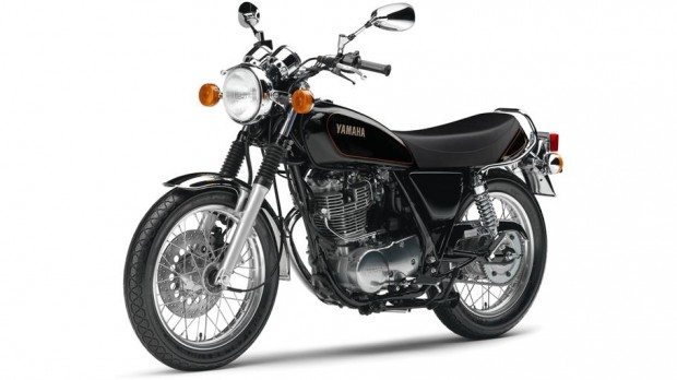 Yamaha-SR400 Yamaha Black picture (910 × 512)