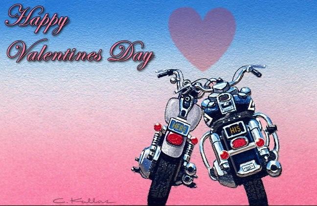 Valentine's Day Bikes (648 × 422)