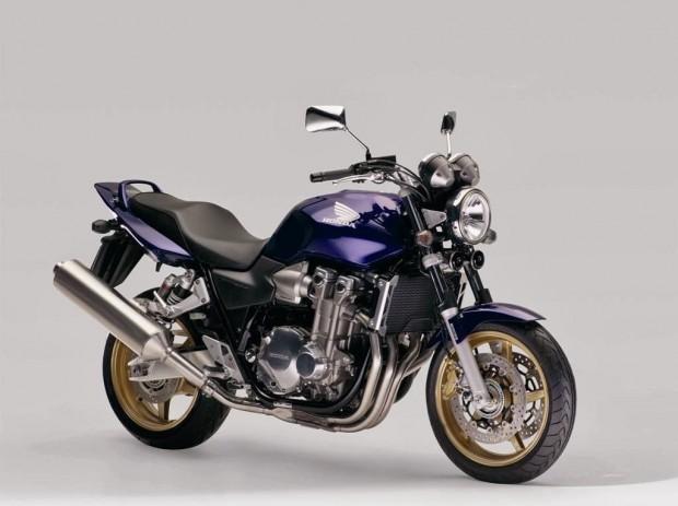 Honda CB1100 Deluxe purple blue wallpaper (1024 × 766)