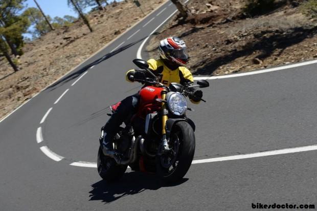 Motos serieplus Ducati Monster 1200 S Wallpaper (1280x852)