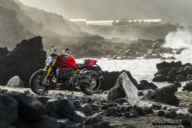 Motos  Ducati 1200 S Wallpaper (1280x854)