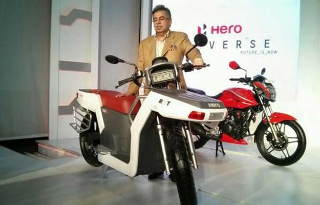 hero RNT diesel scooter picture (625 × 400)