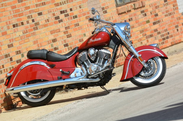 Indian chief Motorbike HD Wallpaper (1440 × 956)