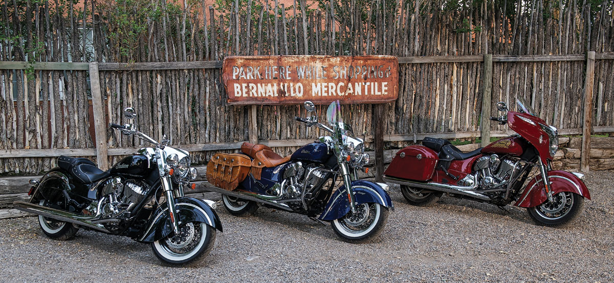 American Motorcycles Classic-Vintage and Chieftain in India Market