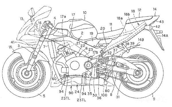 CBR Honda