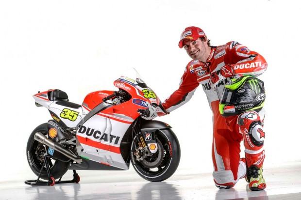 Ducati Corse MotoGP Cal Crutchlow wallpaper 2014 (1151 × 768)