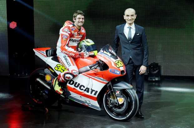 Ducati Desmosedici GP14 new wallpaper (1050 × 696)