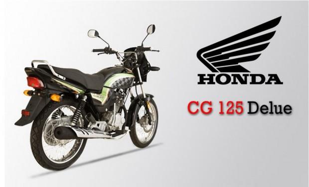 Honda CG 125 euro 2 2014 picture (991 × 601)