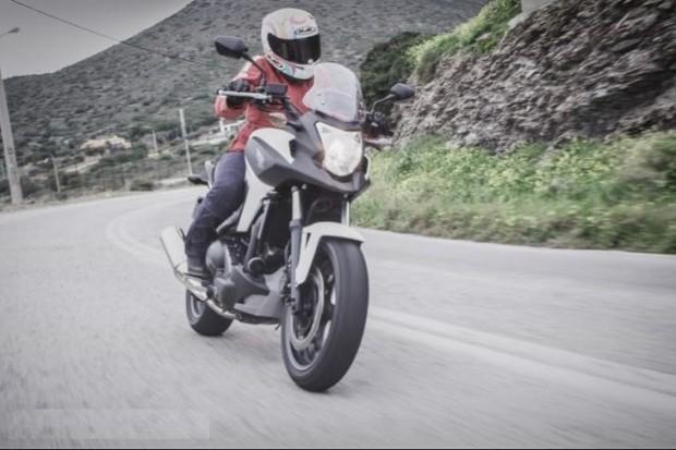 Honda NC 750 X DCT 2014