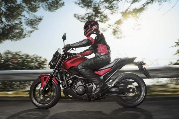 Honda NC 750 X test