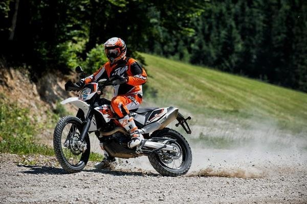 2014 KTM 690 Enduro R ABS Overview and Walk Around - YouTube