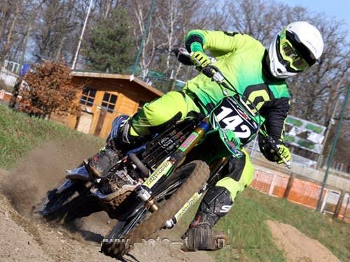 Kawasaki KX 250F Bud Racing 2014 photo (500 × 375)