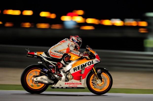 Qatar 2014 Moto GP