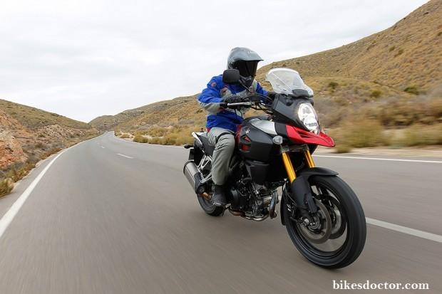 Suzuki VStrom 1000 at highway picture (968 × 645)