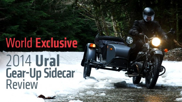 World Exclusive Ural Gear Up Sidecar 2014 (770 × 433)