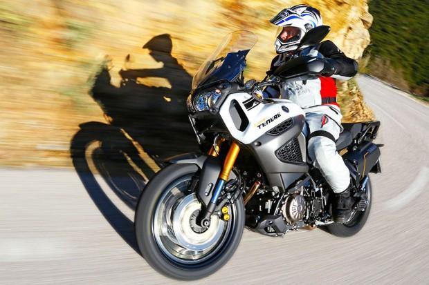 Yamaha XT 1200 ZE Super Tenere wallpaper (1024 ×683)