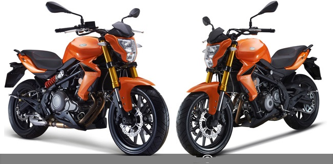 Benelli BN302 and BN600GT- Motorcycle News 2014