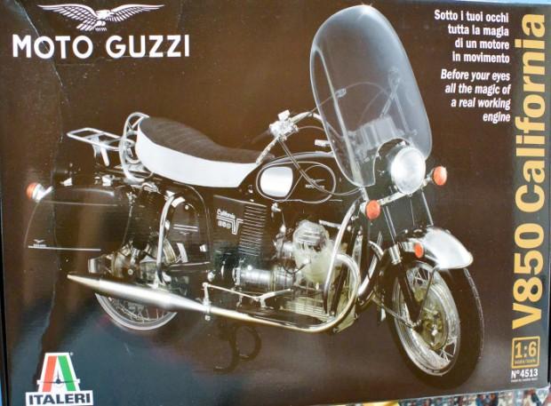 moto guzzi V850 calfornia