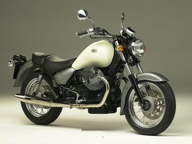 moto guzzi legendary