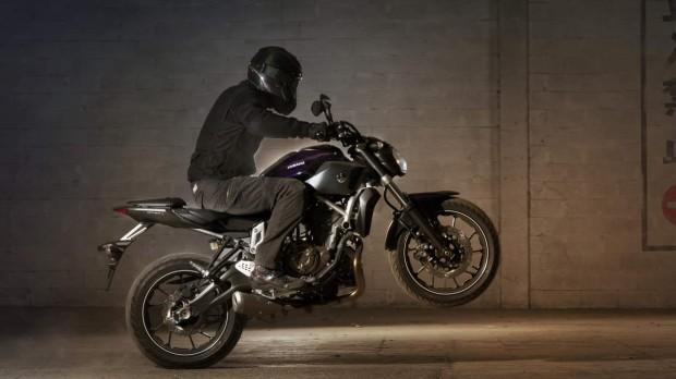 2014 Yamaha MT-07 EU