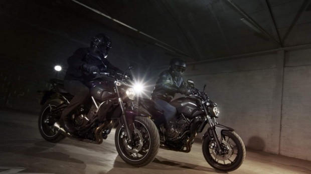 2014 Yamaha MT-07 wallpaper
