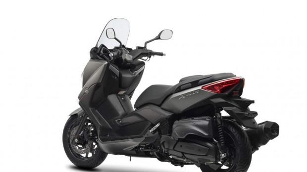 2014 Yamaha X-MAX-400 MattGrey