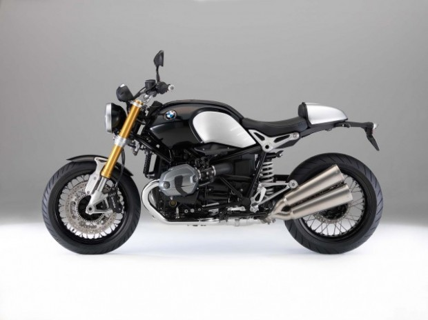 BMW R NineT studio image