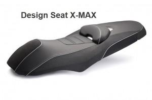 Design seat x-max iamge