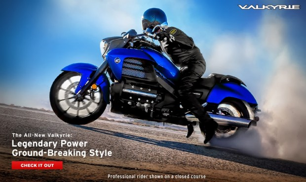 Honda Valkyrie Goldwing picture (950 × 565)