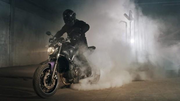 Yamaha 2014 MT-07 EU