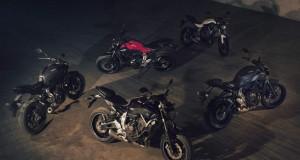 Yamaha MT-07 Latest Wallpapers 2014