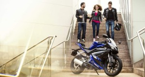 Yamaha YZF-R125 Eurpean Explore 2014 Wallpapers