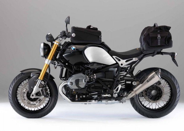 bmw unveils r nine t