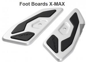 foot boards x-max