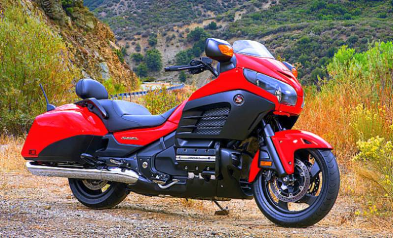 2014honda goldwing F6B