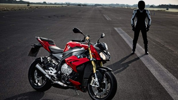 BMW S1000 R motorcycle