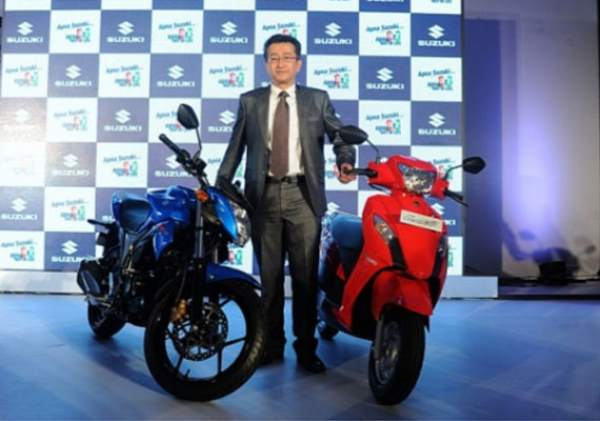 Suzuki new series launches