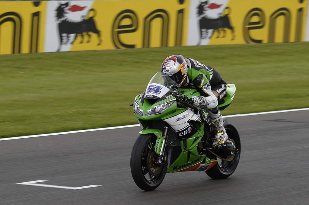WSBK World Supersport Donington Park
