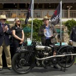 spirit of the quail awarde in ss 100 1925 Brough Superior