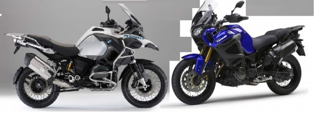 yamaha vs bmw