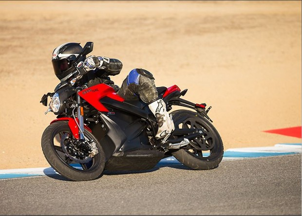 zero electrical motorcycle 2014