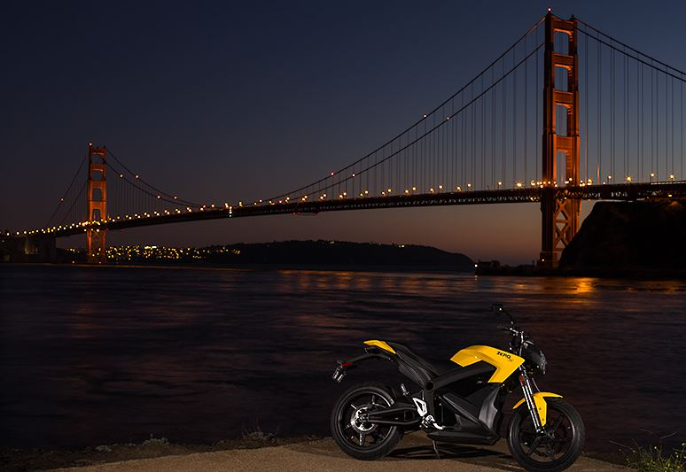 2014 zero s electrical motorcycle 2014